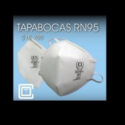 TAPABOCAS OLIMPO RN95
