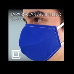 TAPABOCAS ANTIFLUIDO